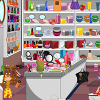 Free online flash games - Cosmetics Beauty Shop game - WowEscape