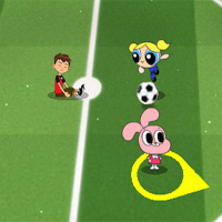Free online flash games - Toon Cup 2017 game - WowEscape