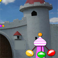 Free online flash games - KNF Downtown theme park escape game - WowEscape