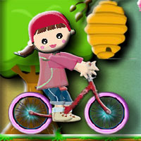 Free online flash games - The Bicycle Adventure Inocreato game - WowEscape