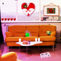 Free online html5 games - Top10NewGames Valentine Celebration In Hostel game