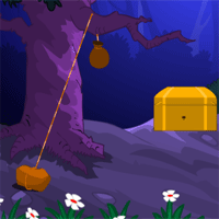 Games2mad Mysterious Forest Escape