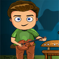 Free online flash games - G2J Musical Gift To Valentine  game - WowEscape