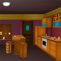 Free online flash games - Kitchen Room Escape game - WowEscape