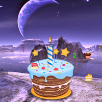Free online flash games - Wowescape Escape Game Christmas Cake game - WowEscape
