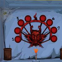 Free online flash games - Games4Escape Devil Room Escape game - WowEscape