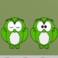 Free online html5 escape games - 8b Witch Owl Escape