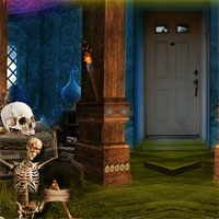 Free online flash games - Top10 Escape From Horror Palace