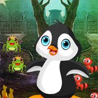 Free online flash games - Games4King Cute Penguin Rescue Escape game - WowEscape