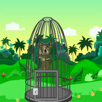 Free online flash games - Rescue Animals and Escape game - WowEscape