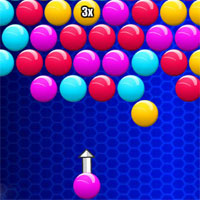Free online flash games - Fun Bubble Shooter game - WowEscape