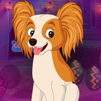 Free online flash games - G4K Stunning Puppy Escape