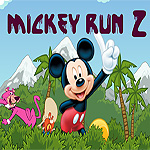 Free online flash games - Mickey Run 2 game - WowEscape