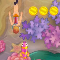 Free online flash games - Deep Dive HTMLGames game - WowEscape