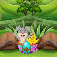 Free online flash games - Top10 Find The Easter Gifts