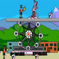 Free online flash games - Braineaters From Mars game - WowEscape
