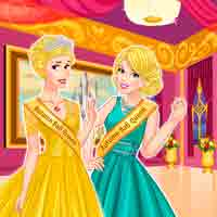 Free online flash games - Queens of Autumn Ball game - WowEscape