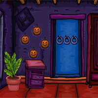 Free online flash games - DressUp2Girls Halloween Party 2017 Escape game - WowEscape