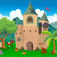 Free online flash games - Games4King Cute Queen Escape game - WowEscape