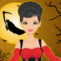 Free online flash games - Halloween Costume Ideas game - WowEscape