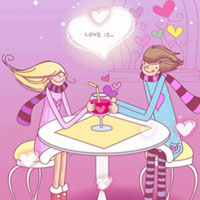 Free online flash games - Valentines Love-Hidden Spots game - WowEscape