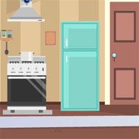 Free online flash games - GFG Kitchen Door Escape game - WowEscape