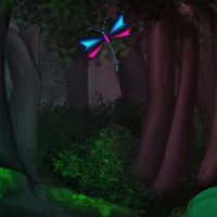 Free online flash games - Fairy Escape from Fantasy Forest