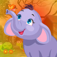Free online flash games - G4K Resplendent Elephant Escape game - WowEscape