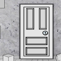 Free online html5 games - G2J Escape From Old Black And White Avenue House game