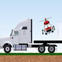Free online flash games - Air Transporter Ludobox game - WowEscape