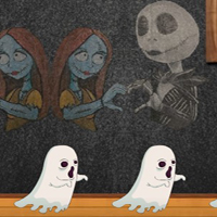 Free online flash games - Amgel Halloween Room Escape 15
