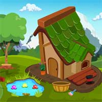 Free online flash games - Games4King Cute Little Cowgirl Escape game - WowEscape