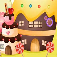 Free online flash games - Candyland Baby Escape game - WowEscape