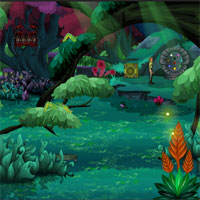 Free online flash games - Recoup The Beauty From Beast game - WowEscape