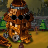 Free online flash games - G2J Mole Rescue From House