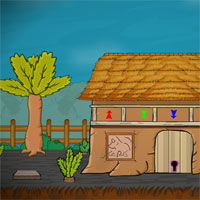 Free online flash games - FastrackGames Dream Land Pets Rescue game - WowEscape