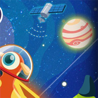 Free online flash games - 2048 UFO HTMLGames game - WowEscape