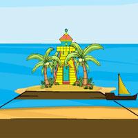 Free online flash games - NsrGames Ireland Monkey Rescue Escape game - WowEscape