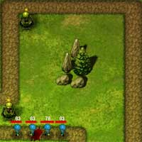 Free online flash games - Frontline Defense First Assault game - WowEscape