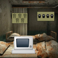 Free online html5 games - G2J Find The Human Organ Escape game