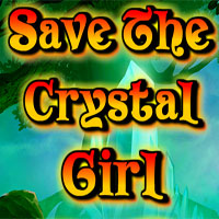 Free online flash games - Wowescape Save The Crystal Girl game - WowEscape