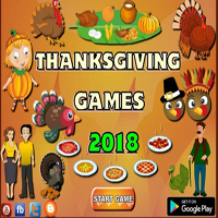 Free online html5 games - Thanksgiving Games 2018 Mobile App game