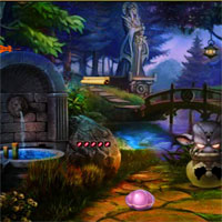 Free online flash games - Top10 Escape From Fantasy Garden
