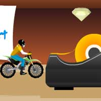 Free online flash games - Micro Bike Master game - WowEscape