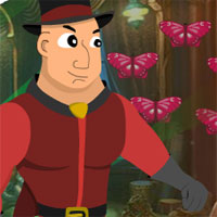 Free online flash games - G4k Find Robber game - WowEscape