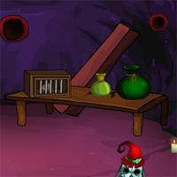 Free online flash games - Games4Escape Halloween Haunted Door Escape game - WowEscape
