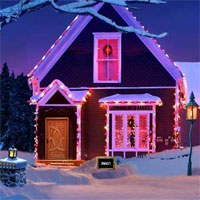 Free online flash games - Mirchi Christmas Suspense Gift 4 game - WowEscape