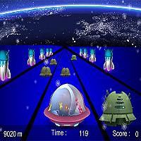 Free online flash games - Universe Race game - WowEscape
