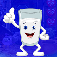 Free online flash games - G4K Find My Milk Cup Escape