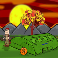Free online flash games - Haunted Escape From Cemetery FastrackGames game - WowEscape